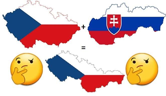 Česi odpovedali, či by chceli, aby sa ich štát opäť spojil so Slovenskom! Výsledky ankety vás prekvapia