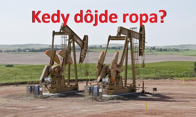 Zamýšľal si sa niekedy nad tým, kedy dôjde ropa? Teraz máš šancu spoznať odpoveď