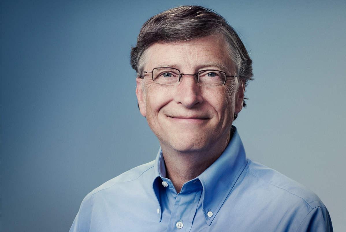 Bill Gates sa rozhodol pre Android! Ktorý model používa?