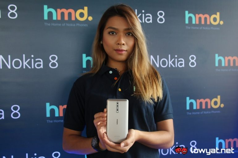 Nokia 8 je dostupná v Malajzii! Čím je vybavená a koľko stojí?