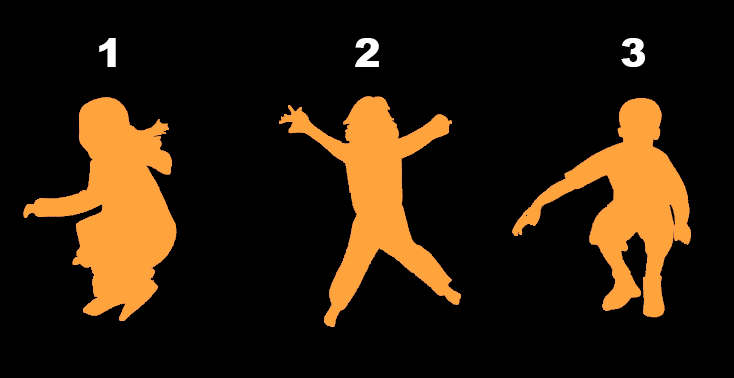 Ktorá z týchto 3 osôb je podľa vás najmladšia? Výber o tebe dokáže prezradiť veľa