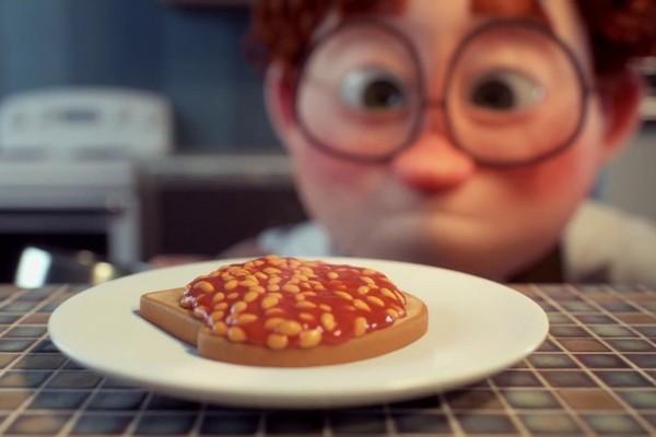 Animovaný spot na fazuľky Heinz boduje. Z jeho príbehu pôjdete do kolien a zostanete v nemom úžase