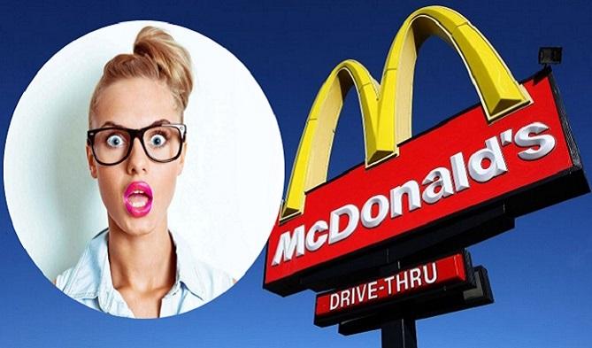 Študentka si v McDonalde neobjednala NIČ, no aj tak musela zaplatiť účet