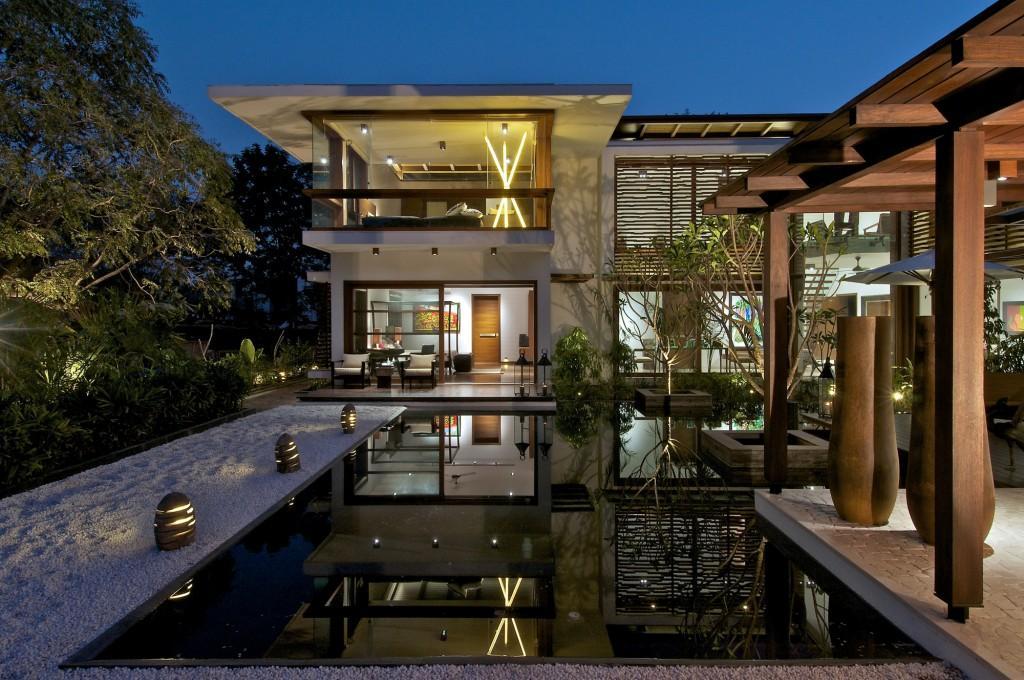 Inšpirujeme sa #1: Plánujete postaviť dom, alebo sa radi kocháte inými? Toto je zopár príkladov modernej architektúry