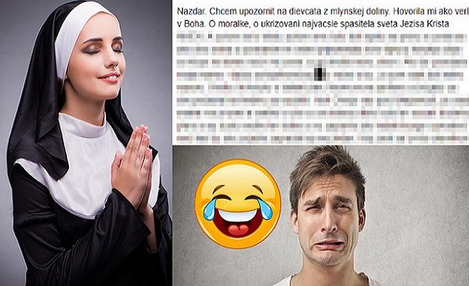 Slovák šiel na rande so slušnou kresťankou: Keď ju dostal do postele, prišlo niečo, o čom sa mu nesnívalo ani v najhorších snoch