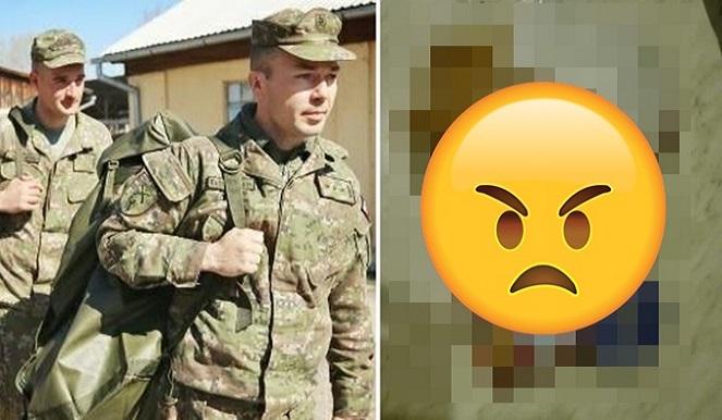 Smutno-trápny pohľad: Toto dostávajú slovenskí vojaci ako obed v 12-hodinovej službe