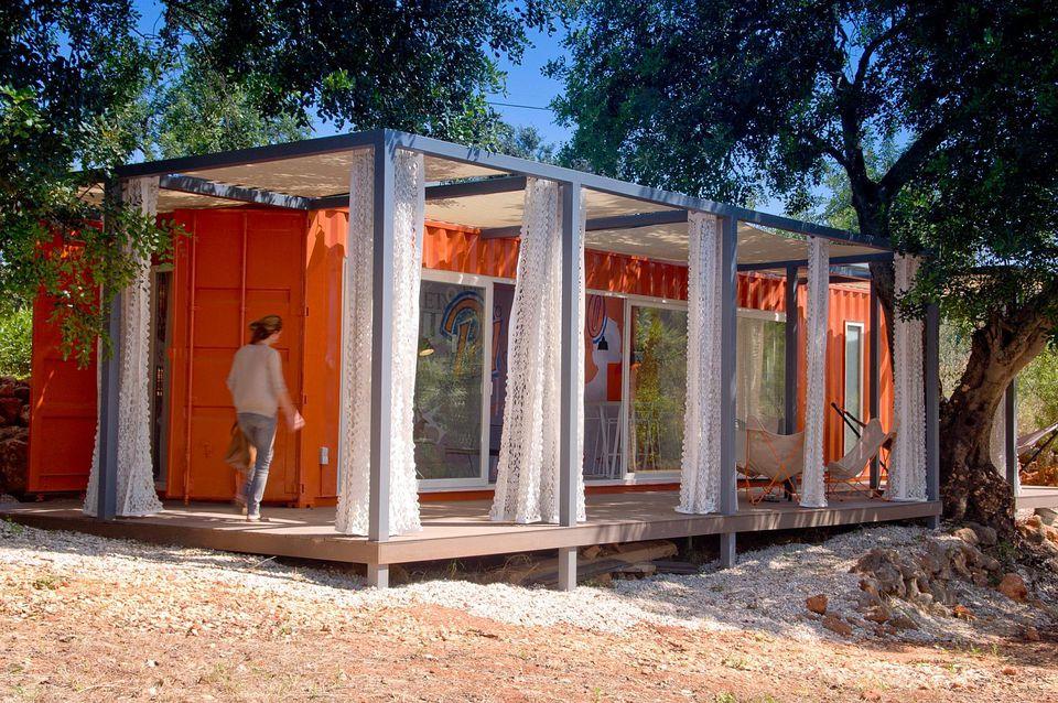 Vďaka prepravnému kontajneru môže vzniknúť nové, luxusné obydlie. Pozrite sa na štýlový príklad