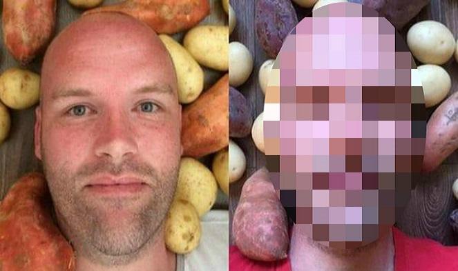 Chlapík sa rozhodol celý rok jesť IBA zemiaky. Takto ho to ovplyvnilo