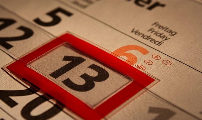 Dnes je hrozivý piatok trinásteho! Ako vznikla povera, že sa jedná o zlý deň?