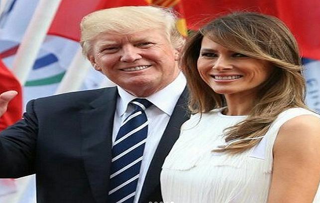 Američania šalejú z novej konšpirácie: Donald Trump má po svojom boku dvojníčku Melanie, pretože tá pravá ho údajne opustila! Pozri si fotky, ktoré to majú dokázať