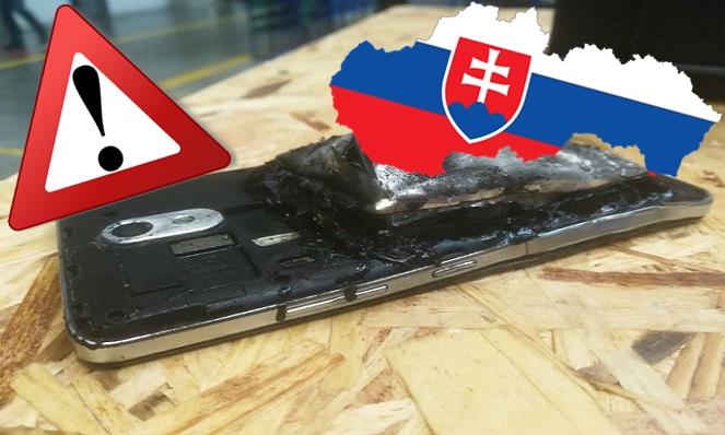 Slovákovi vybuchol vo vrecku mobil! Nemáš tento smartfón aj ty?