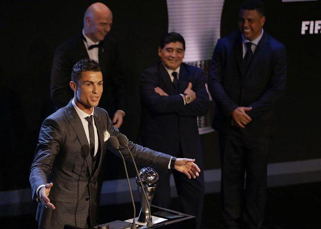 Anketa FIFA spoznala svojho víťaza. Kto si odniesol cenu za najlepšieho futbalistu roka 2017?