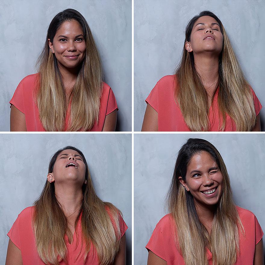 Ženské tváre pred, počas a potom, ako dosiahli vrchol: Takto sa počas intímnych chvíľ tvária ženy z rôznych krajín