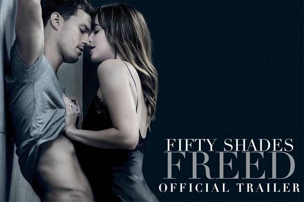 Na svete je prvý oficiálny trailer k filmu 50 odtieňov slobody. Sledujte, na čo všetko sa môžete tešiť už vo februári