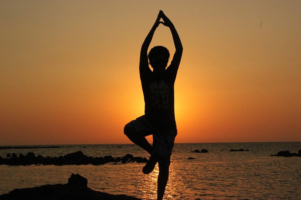 6 cvikov z jogy na uvoľnenie vašich napätých svalov