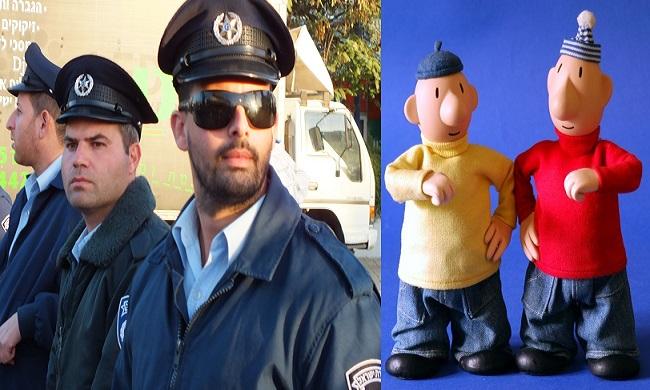 Pat a Mat ako policajti? Takto by sa dala opísať policajná akcia, na ktorej sa teraz baví celý svet