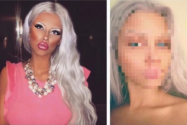Česká Barbie urobila odvážny krok. Na internet postla fotku, na ktorej nie je vôbec nalíčená. To je zmena!