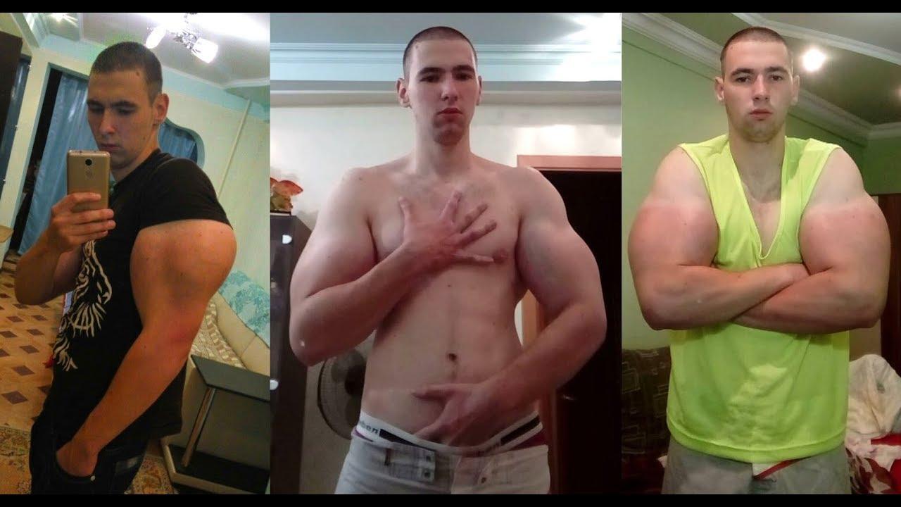 Mladík sa na internete chváli poriadnymi bicepsami. Ani náhodou ich však nemá z cvičenia