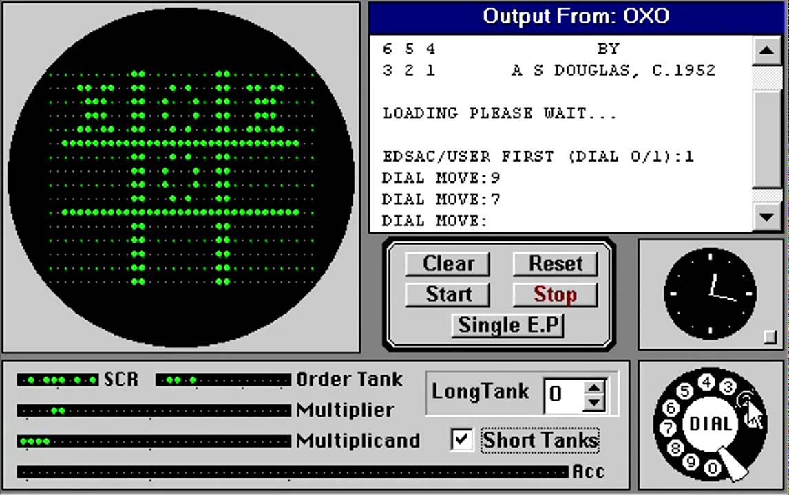 Prvá počítačová hra sa volala OXO a my vieme, ako vyzerala. V článku si ju dokonca môžeš zahrať