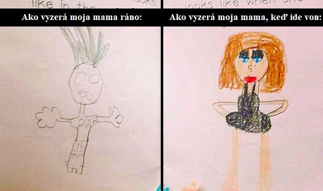 Detské kresby dokážu prezradiť viac než dosť! Takto parádne odhalili svojich rodičov a ani si to neuvedomili