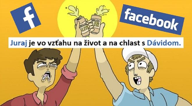Facebook ponúka len obmedzené množstvo vzťahových stavov. Keby sa tieto možnosti rozšírili, svet by bol rázom jednoduchší, krajší a vtipnejší