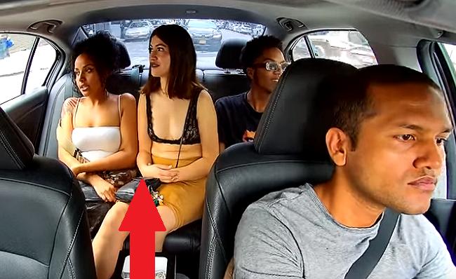 VIDEO: Vodič z Uberu ostal v poriadnom šoku z toho, akú akciu dali jeho zákazníčky na zadnom sedadle. Toto rozhodí aj teba