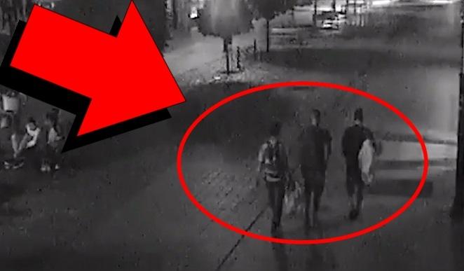 Traja tínedžeri natrafili na ulici na bezdomovca. To, ako sa zachovali, šokovalo všetkých