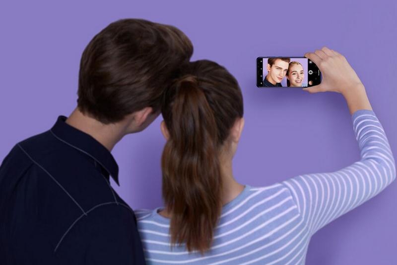 Perfektné selfie aj v tme