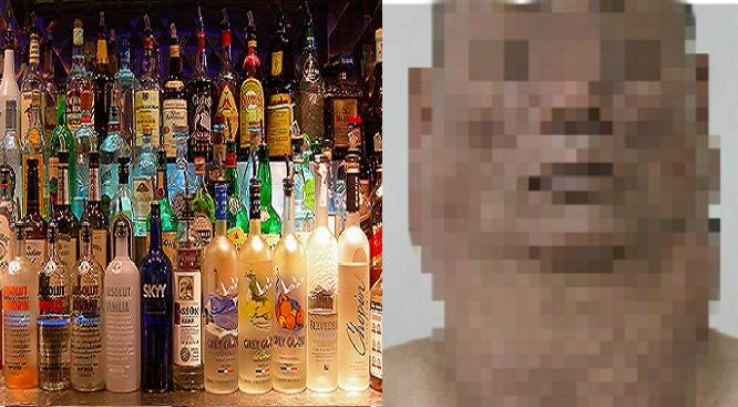 Chlapík pil 30 rokov denne 2 litre tvrdého alkoholu denne. Takto sa to podpísalo na jeho tvári