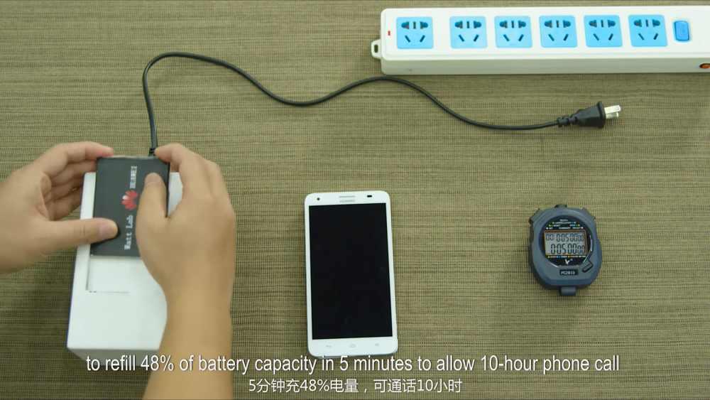 Za 5 minút 48% nabitej batérie? To je rýchle nabíjanie od Huawei