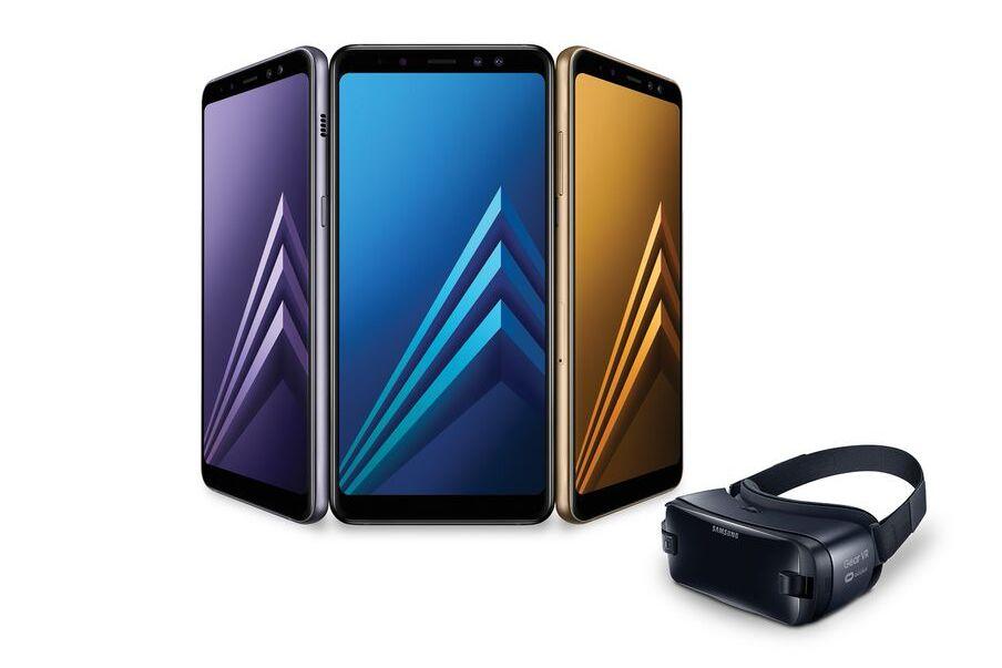 Samsung spúšťa predobjednávky na Galaxy A8