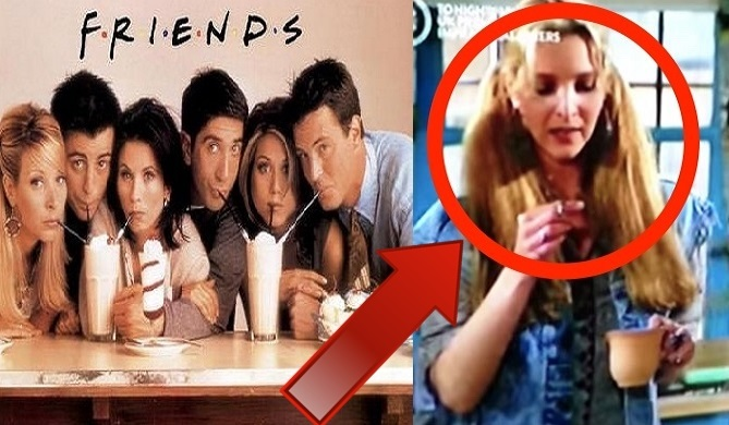 Najlepší sitkom všetkých čias, Priatelia, ukrývajú detail, ktorý si fanúšikovia roky nevšimli! Teraz vyplával na povrch