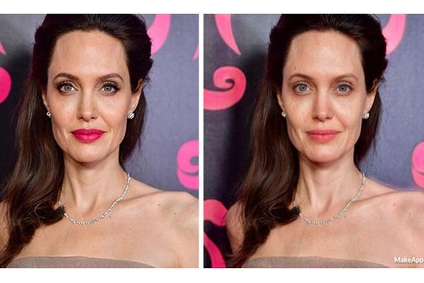 Chcete vedieť, ako vyzerajú známe celebrity bez make-upu? Táto apka vám to prezradí
