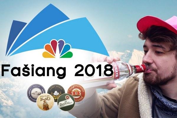 Video: Na svete je prvá slovenská paródia na olympijské hry, ktorá vás dostane do kolien!