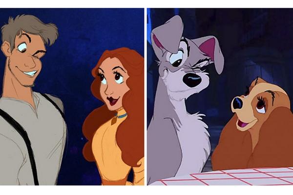 Známe animované zvieratká dostali ľudskú podobu. Výsledok tejto premeny je fantastický!