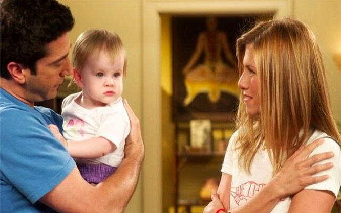 Spomínaš si na dcéru Rachel a Rossa? Pozri sa, aká šupa z nej je po 15-tich rokoch