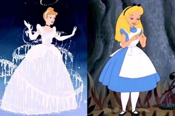 Všimli ste si, že viaceré Disney princezné nosia šaty v modrej farbe? Dôvod vás zaručene prekvapí
