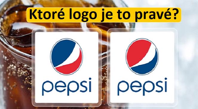Tento kvíz perfektne preverí tvoju pamäť: Uhádni, ktoré logo je pravé
