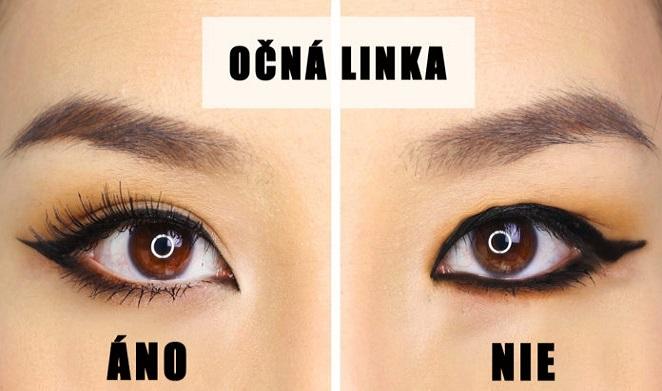 Nedarí sa ti spraviť skvelú očnú linku? S týmto návodom sa to ihneď zmení
