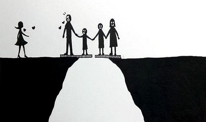 Umelec vytvoril trefné ilustrácie, ktoré dokonalo vystihujú dnešné vzťahy