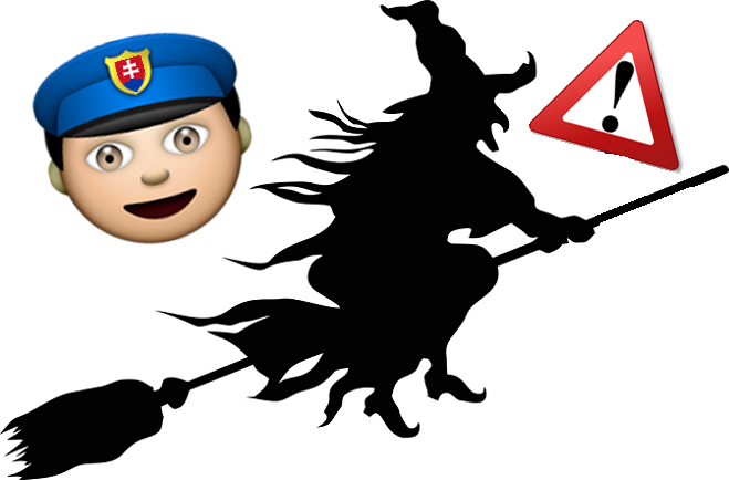 Zbystrite pozornosť: Polícia vyzýva Slovákov, aby si dávali pozor na borosky!