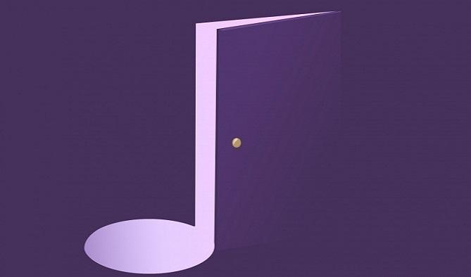 Pootvorené dvere či nota? Tvoja odpoveď na otázku, čo vidíš ako prvé, prezradí mnohé