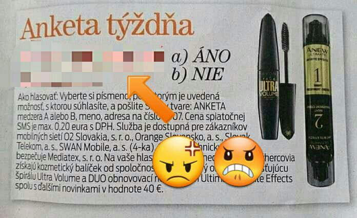 V slovenskom časopise sa objavila poburujúca anketa. Táto otázka znechutila celé Slovensko