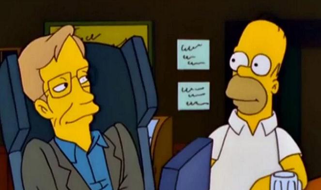 Simpsonovci opäť raz predpovedali budúcnosť! Tentokrát sa nemýlili ohľadom smrti Stephena Hawkinga