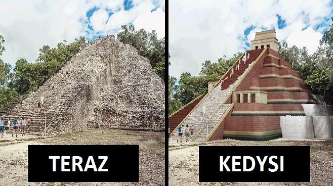 Ako by vyzerali historické stavby, keby sme ich zrekonštruovali do pôvodnej podoby? Boli by oslnivé