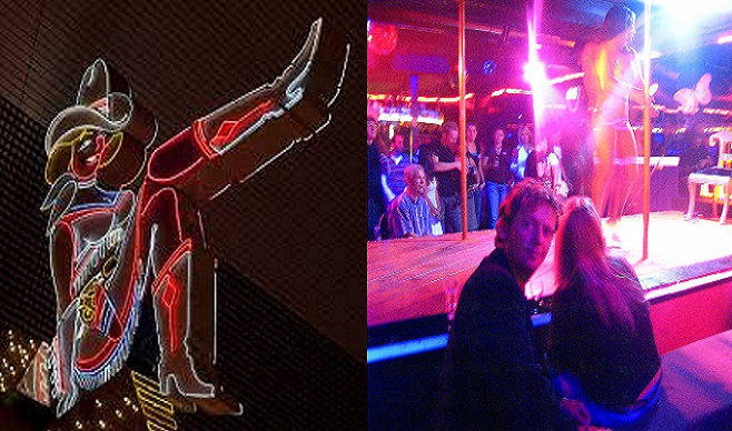 Muž vzal priateľku na striptíz. O pár sekúnd neskôr to trpko oľutoval