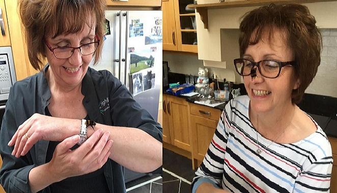 Unikátne priateľstvo: Žena zachránila čmeliakovi život a vytvorili si spolu nevídané puto