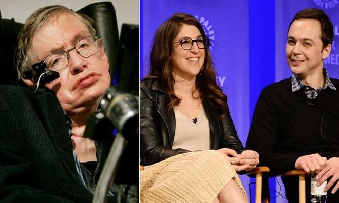 V The Big Bang Theory si uctili nebohého Stephena Hawkinga. Pozrite si dojemnú vystrihnutú scénu