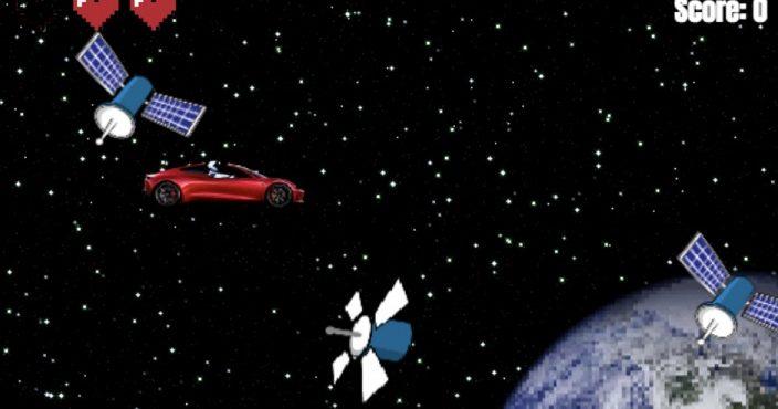 Vydajte sa Teslou na cestu vesmírom a zažeňte tak nudu s novou retro hrou Starman