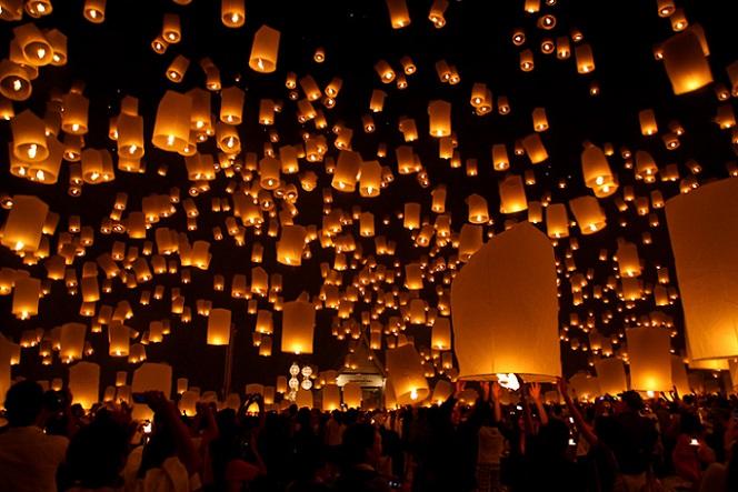 Lampióny šťastia sú nádherné, no nebezpečné. Aké riziká prinášajú?